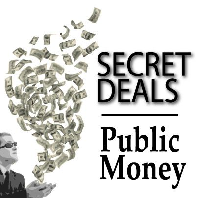 Secret Deals Public Money on Watchdog City
